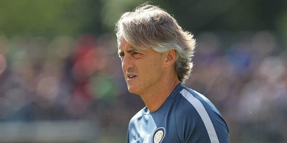 Roberto Mancini Tunggu Tawaran Arsenal