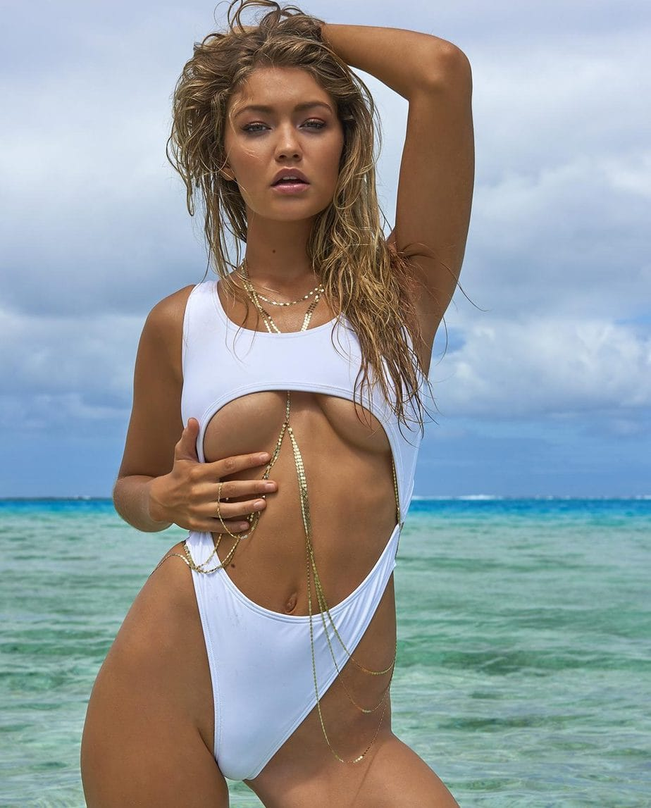 Gigi Hadid Model Seksi