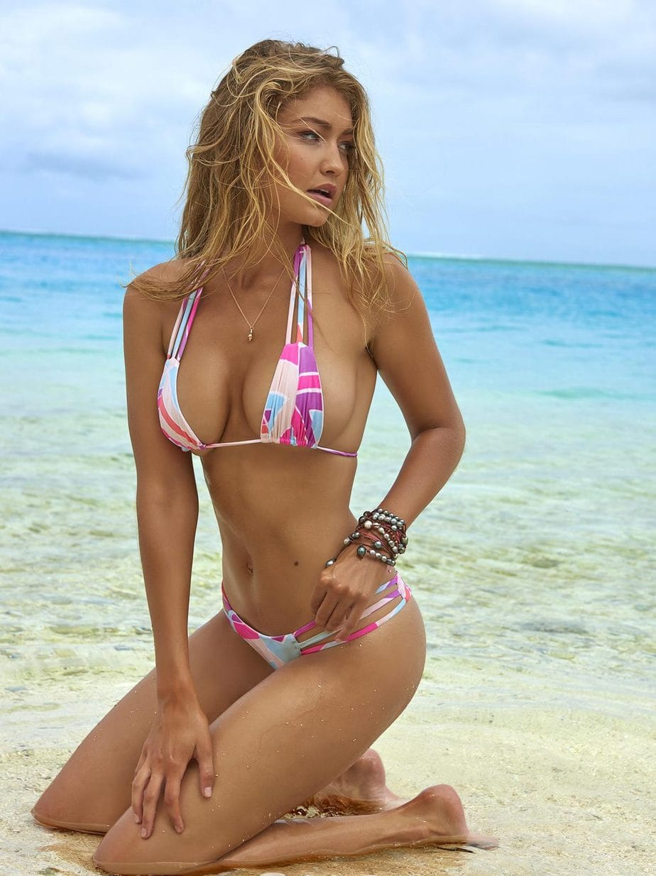 Gigi Hadid Model Seksi California