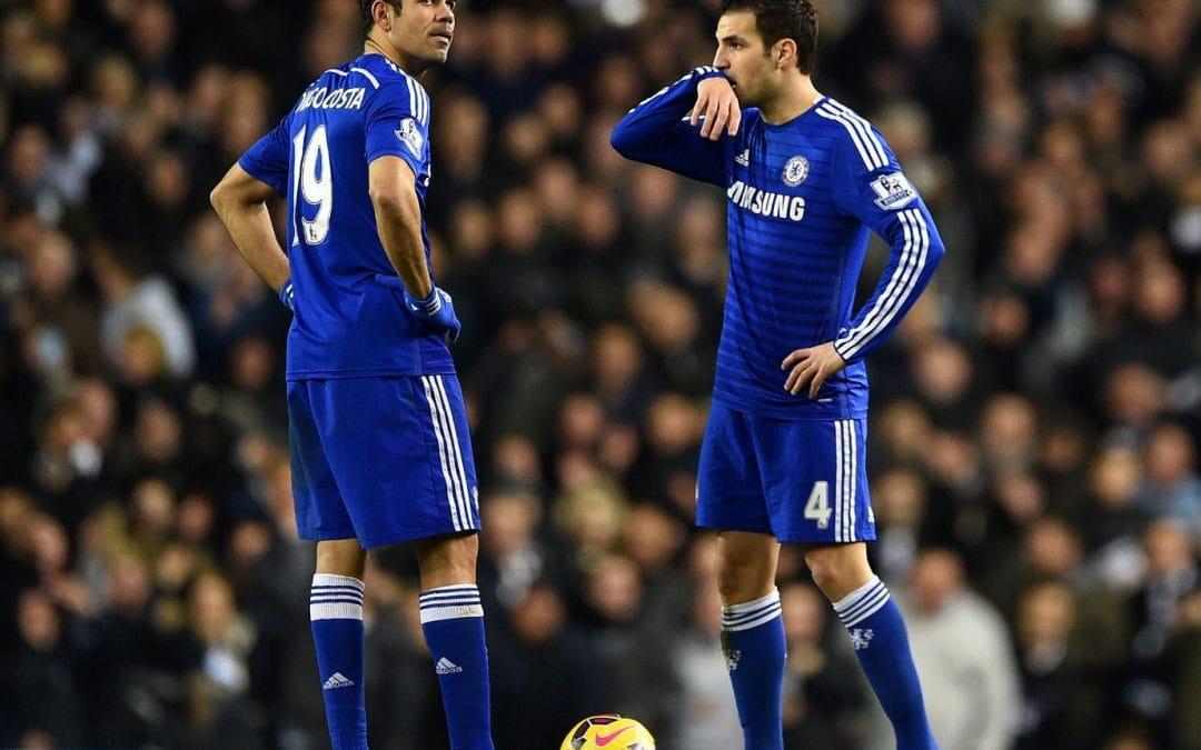 Fabregas Cerita Kedekatannya Dengan Diego Costa
