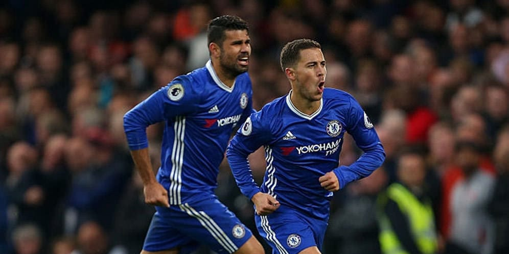 Hazard Terancam Absen Jelang Lawan Arsenal