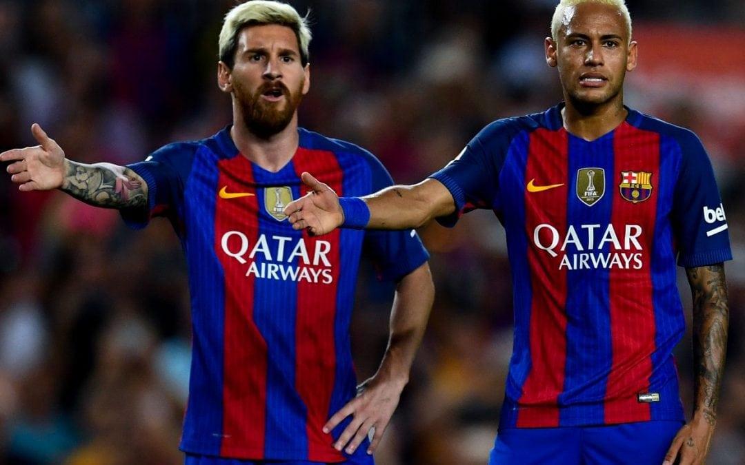 Maxwell Puji Duet Messi Dan Neymar