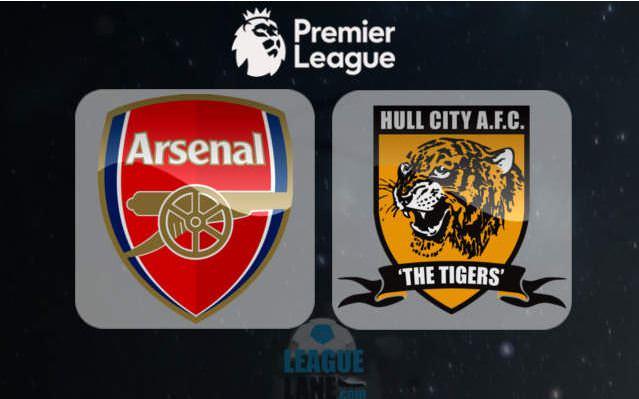 Prediksi Arsenal vs Hull City