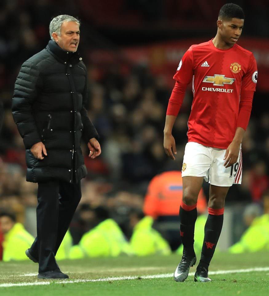Rashford Bicara Tentang Jose Mourinho