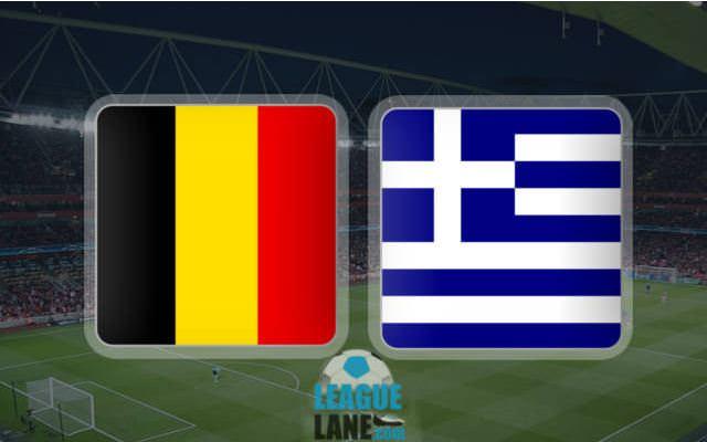 Prediksi Belgia vs Yunani
