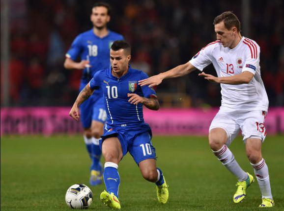 Prediksi Italia vs Albania