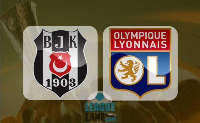 Prediksi Besiktas vs Olympique Lyon