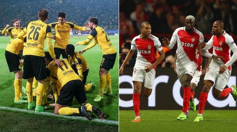 Prediksi Borussia Dortmund vs Monaco