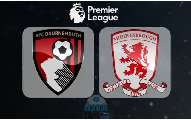 Prediksi Bournemouth vs Middlesbrough