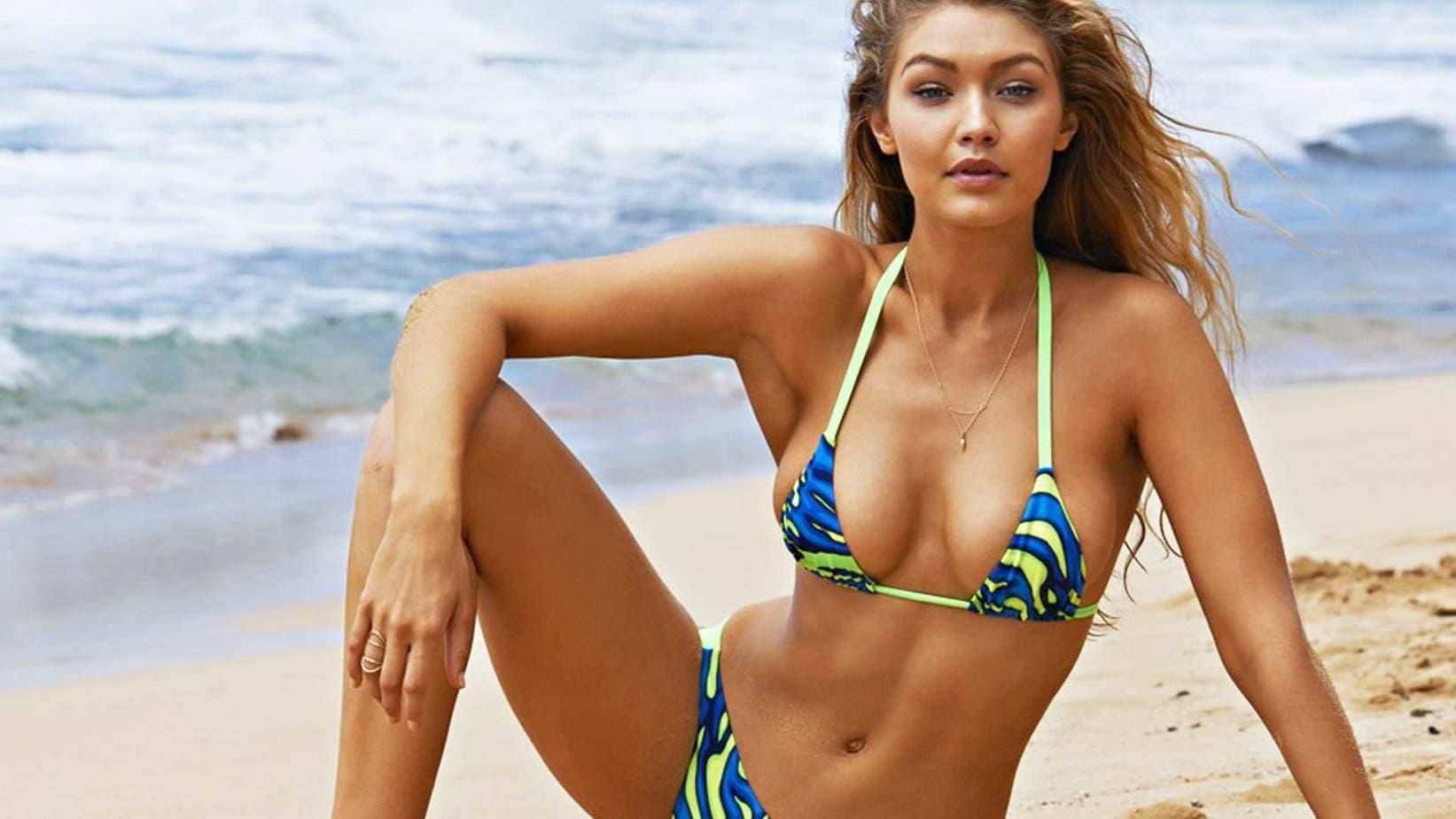 Gigi Hadid, Model Cantik Dan Seksi Yang Selalu Tampil Sporty